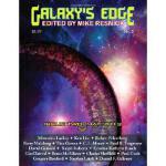【预订】Galaxy's Edge Magazine: Issue 2 May 2013
