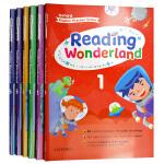 牛津小学英语阅读练习册1-6年级 英文原版 Oxford Reading Wonderland 6册 英文版 正版进口