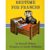 【预订】Bedtime for Frances 9780064434515