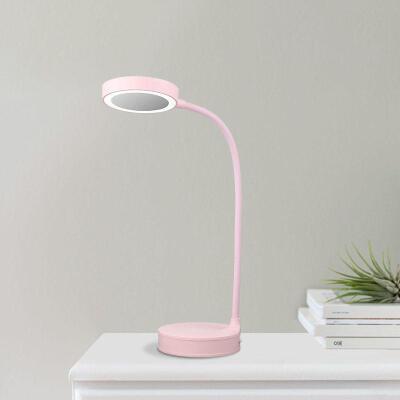雷士照明台灯LED智能补光化妆镜台灯带灯触屏台式梳妆美妆