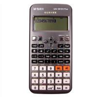 晨光文具12计算器 MG991ES 科学函数 学生计算机 颜色*