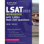 【预订】Kaplan LSAT Workbook 2015 with 1,000+ Real LSAT Questio