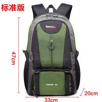 大容量旅行包男士双肩包轻便运动包韩版潮书包中学生女旅游背包