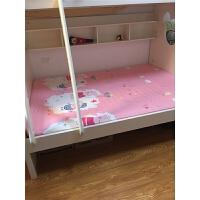 高低上下床棕垫床笠一圈松筋全棉纯棉儿童卡通单件加厚床罩床垫套