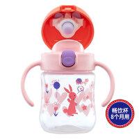 宝宝水杯婴儿吸管杯鸭嘴杯儿童学饮杯