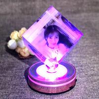 生日礼物女生友情闺蜜diy照片定制韩国创意新奇异地恋送女友特别