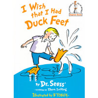I Wish That I Had Duck Feet (Beginner Books) [Hardcover] by