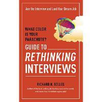 【预订】What Color Is Your Parachute? Guide to Rethinking Inter