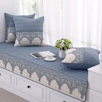 欧式飘窗垫窗台垫定做卧室韩式儿童阳台垫子榻榻米坐垫可机洗海绵