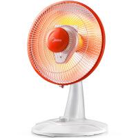 (支持礼品卡支付)【美的官方旗舰店】Midea 美的电暖器NPS7-13T小暖阳电暖气小太阳家用摇头速热电热扇 白色