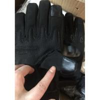 黑鹰全指战术手套防滑户外骑行运动军迷手套厂定做
