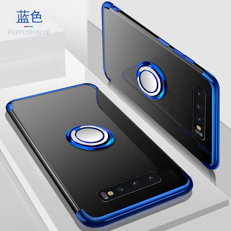 三星s10-5g手机壳新款透明硅胶壳防摔超薄创意网红同款保护套 不清楚型号的可以问客服拍下备注型号