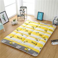 被褥子榻榻米床垫冬夏两用加厚软垫午睡垫透气垫被防滑简易双面