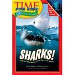Time For Kids: Sharks! 美国《时代周刊》儿童版:鲨鱼 ISBN 9780060576325