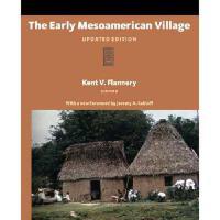 【预订】The Early Mesoamerican Village: Updated Edition