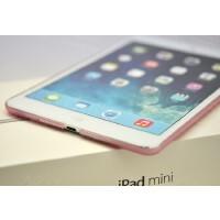 多彩 超�p薄 �O果平板 iPad mini2 �g性背�� 免��痕 磨砂 水晶套