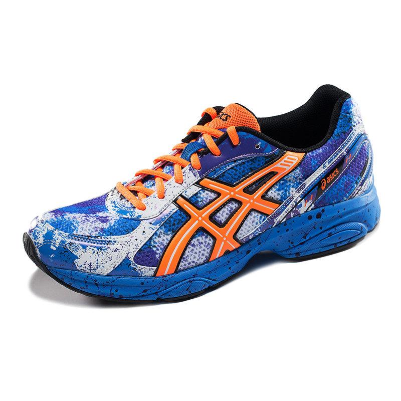 ASICS亚瑟士新款MAVERICK 2缓冲跑鞋透气舒适轻量男鞋缓冲跑鞋透气舒适 泼墨设计