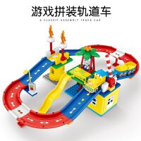2018新款 儿童拖马斯拼装积木小火车轨道车玩具套装 3-4-5-6岁宝宝男孩 官方标配