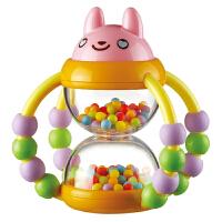 [当当自营]Auby 澳贝 摇铃系列 花篮沙漏摇铃 婴儿玩具 463104