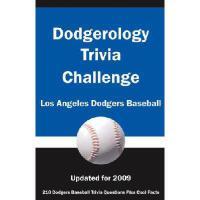 【预订】Dodgerology Trivia Challenge: Los Angeles Dodgers Baseba
