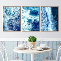 沙发背景墙装饰画壁画三联画北欧装饰画客厅装饰画现代简约挂画