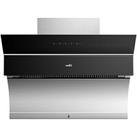 华帝(VATTI)侧吸式抽油烟机单机 20立方米瞬吸大吸力 高频自动洗 i11083