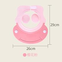 洗头帽儿童可调节3-10岁防水护耳宝宝洗发帽婴儿硅胶小孩安全浴帽a167 可调节