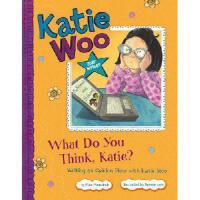 【预订】What Do You Think, Katie?: Writing an Opinion Piece with