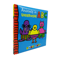 英文 Animals in Underwear ABC穿着衬衣的动物们 Todd Parr