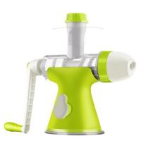 简易手摇榨汁机手动儿童橙子柠檬压果汁家用原汁水果机冰淇淋机