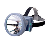 户外钓鱼大功率矿灯 led防水锂电亮头灯 充电头戴式夜钓电筒