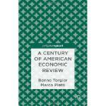【预订】A Century of American Economic Review: Insights on Crit