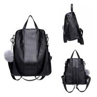 韩版新款潮流双肩包女包休闲小背包书包简约旅行包大容量