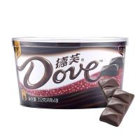 【爆品直降】德芙巧克力碗装 3盒 新老包装随机发货(香浓黑巧克力252g+丝滑牛奶巧克力252g+摩卡榛仁巧克力243