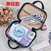 韩国女士化妆品收纳箱大号洗漱包拉杆箱套包旅行化妆包