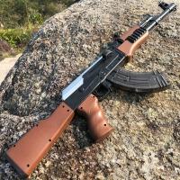 儿童玩具枪手动AK47*水珠弹抢小孩男孩子可发射