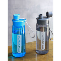 【支持礼品卡】大容量太空杯便携随手杯创意杯子塑料杯运动水杯学生过滤水壶jg3