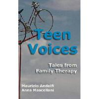 【预订】Teen Voices: Tales from Family Therapy