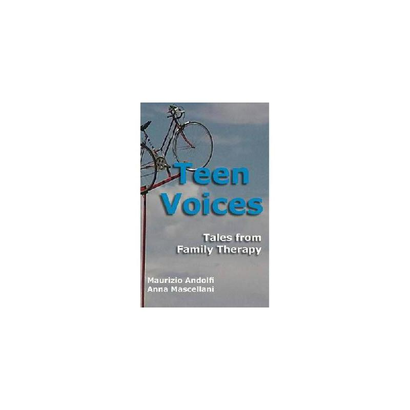 【预订】Teen Voices: Tales from Family Therapy 美国库房发货,通常付款后3-5周到货!