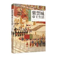 正版 现货 紫禁城帝王生活 向斯传记 历代帝王 中国工人出版社 畅销书籍