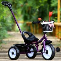 儿童三轮车脚踏车1-2-3-4-5岁儿童轻便宝宝自行车多功能童车幼儿玩具车