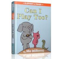 Elephant & Piggie Books: Can I Play Too? 小象小猪系列:我也能玩么 ISBN9