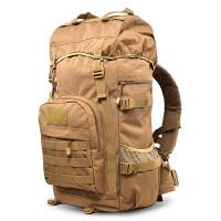 特种兵战术军背包 55L 户外旅行登山包男双肩背包行军背囊行李包