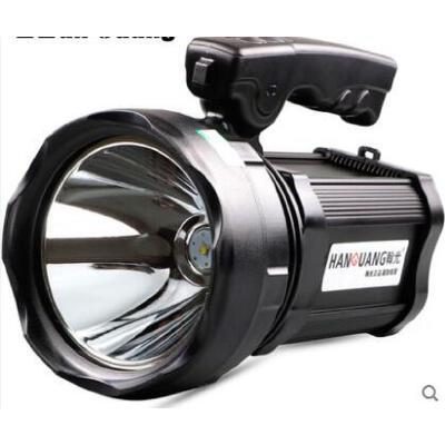 美观大方探险远程手提探照灯手电筒强光可充电超亮氙气灯多功能家用户外 品质保证,支持货到付款 ,售后无忧