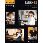 【预订】Hal Leonard Piano for Kids: A Beginner's Guide with Ste