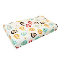 ???儿童乳胶枕头3-6-12岁幼儿园学生护颈枕芯一对拍2