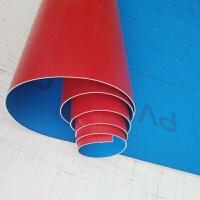红色PVC地板胶 防水耐磨塑胶地板革 商用家用工程革色地胶加厚定制