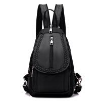 新款胸包韩版潮帆布包女包斜挎包双肩包女式包旅行背包小包包