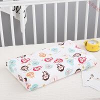 枕头定制新款乳胶儿童枕头乳胶护颈枕儿童乳胶枕 儿童乳胶枕