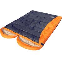 户外睡袋 可拼接信封睡袋 1.6KG冬季睡袋 厚睡袋 成人睡袋